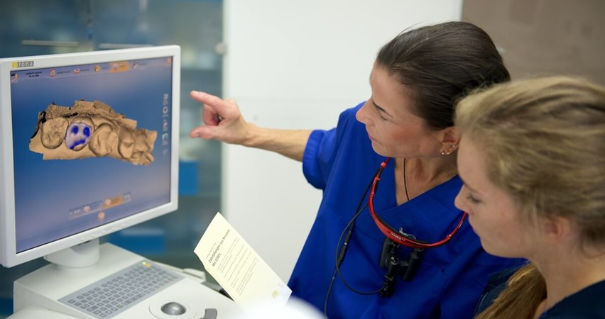 3D Computernavigierte Implantation
