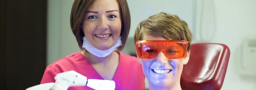 Bleaching Zahnarzt