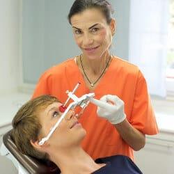 Instrumentelle Funktionsanalyse beim Zahnarzt bei Verdacht auf CMD