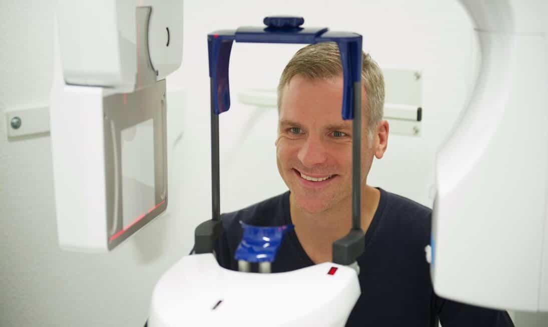 DVT 3D Röntgen