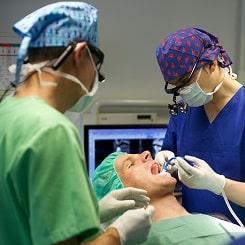 Zahnarzt Oralchirurgie Herne