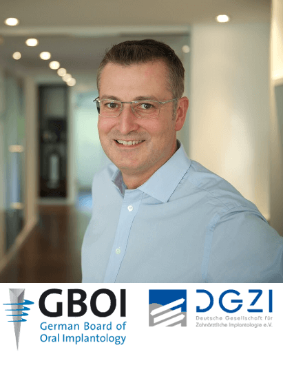 Spezialist für Implantologie - Implantologe Dr. Mintert DGZI GBOI