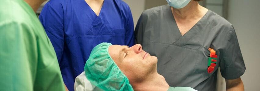 Zahnarzt Dämmerschlaf / Analgosedierung