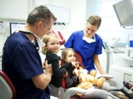 zahnarzt kleinkinder