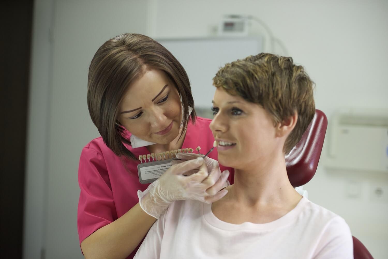 Zahnarzt Veneers