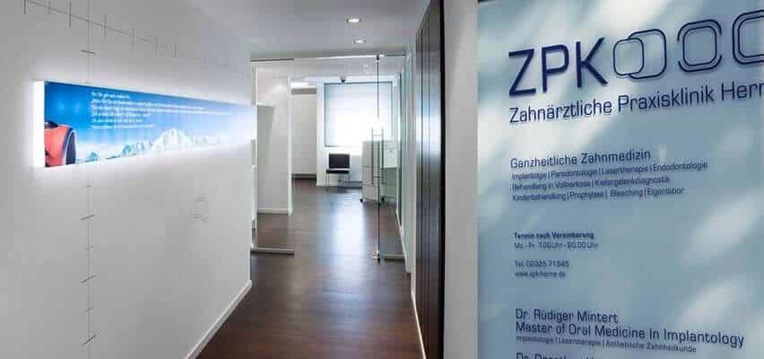 ZPK heißt ihre Besucher aus Dortmund willkommen