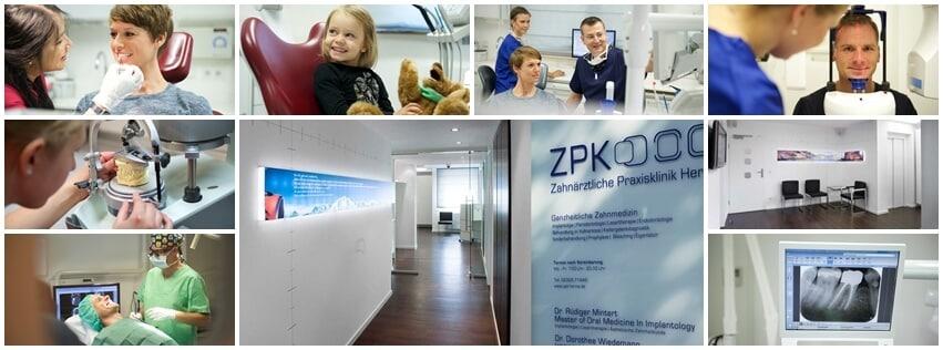 Klinik für Zahnimplantate