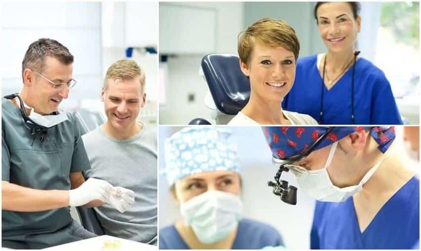 Zahnarztpraxis für Implantologie und Oralchirurgie
