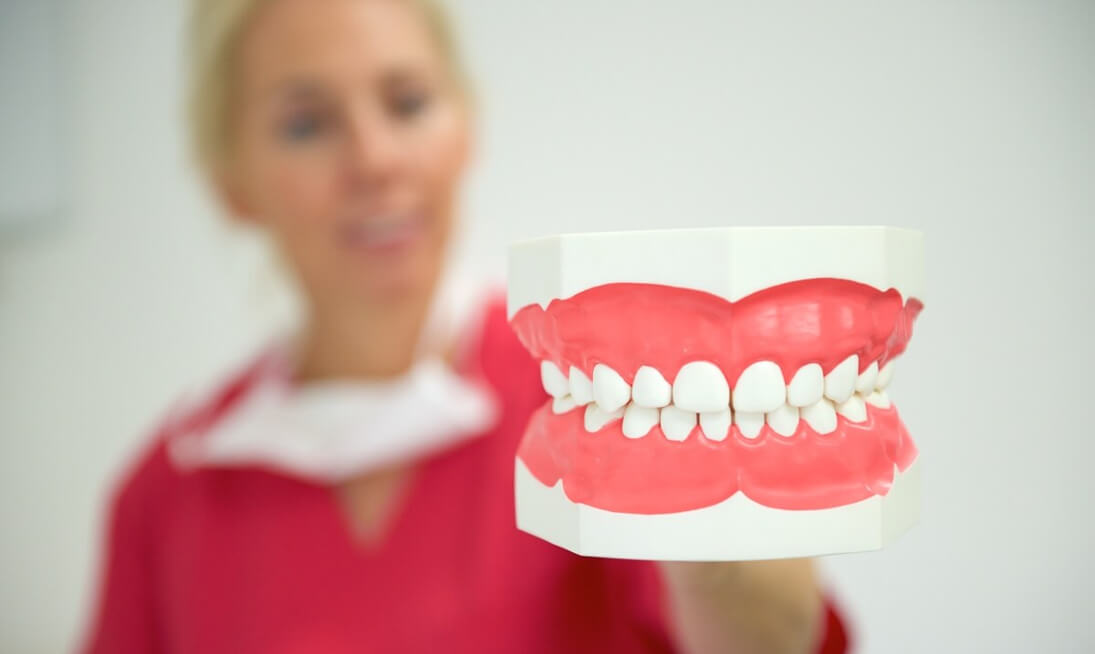 Zahnprophylaxe PZR